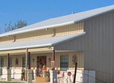 Metal home insulation Houston