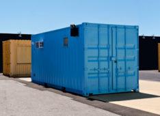 Storage container tank insulation Houston