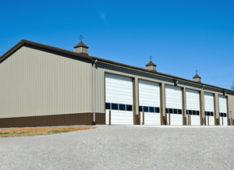 Spray Foam Metal Buildings by 360 Thermal of Houston, Texas