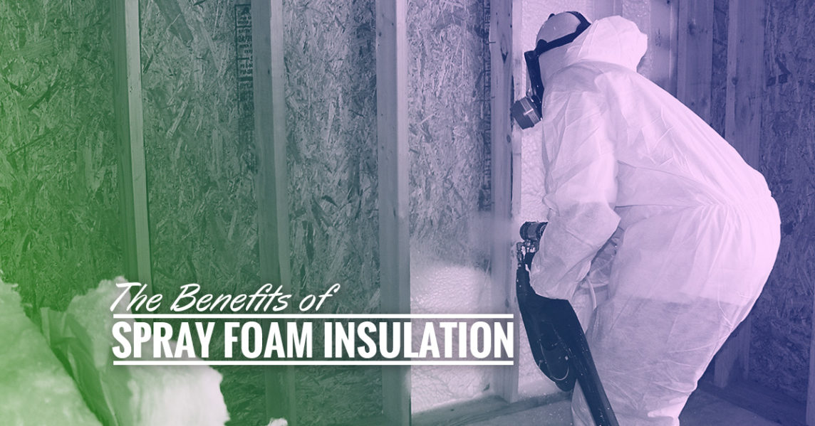 closed cell spray insulation Houston