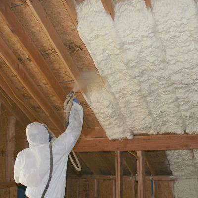 360 Thermal Spray Foam Attic Insulation Conroe Texas 360